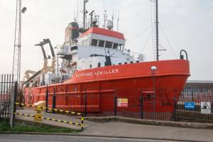 Photo of PUTFORD ACHILLES ship
