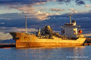Photo of NAFTOCEMENT XVI ship