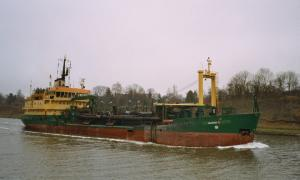 Photo of MARIAN B ship
