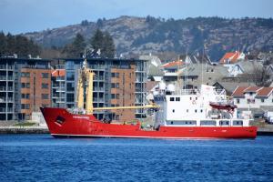 Photo of VIKINGFJORD ship