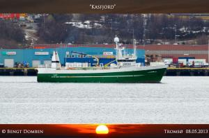 Photo of KASFJORD ship