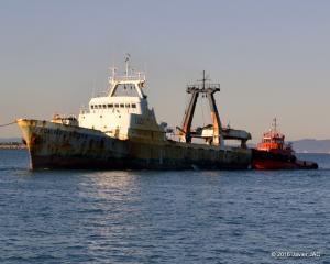 Photo of CALVAO ship