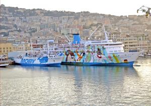 Photo of MOBY FANTASY ship