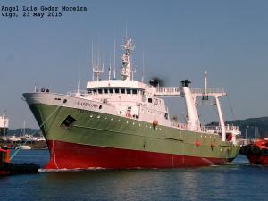 Photo of CAPRICORN ship