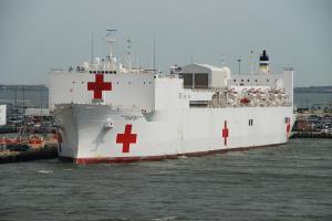 Photo of COMFORT ship