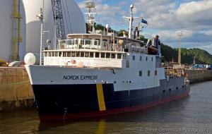Photo of MV NORDIK EXPRESS ship