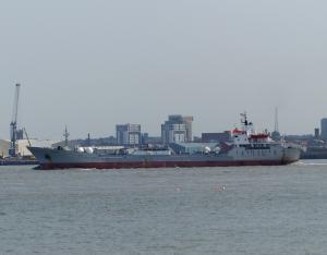 Photo of ISLAS DOS ship