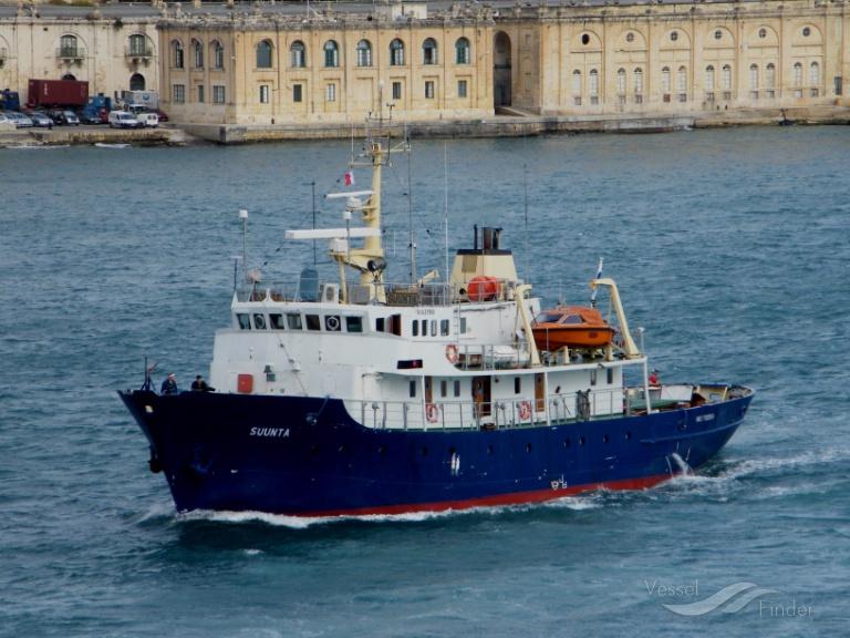 C STAR (MMSI: 457381000) ; Place: Valletta, Malta