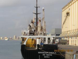 Photo of MANSOUR DAKHLA ship