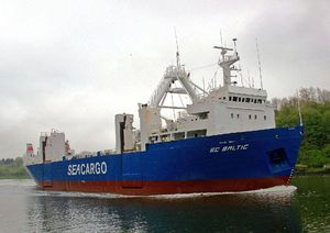 Photo of SC BALTIC ship