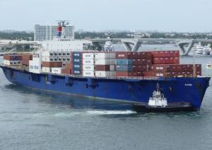 Photo of EL FARO ship