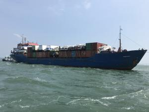 Photo of CARIB TRADER II ship