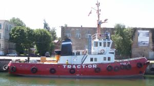 Photo of TAK-1 ship