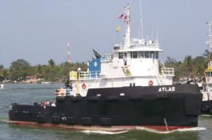Photo of ATLAS ship