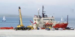 Photo of ATLANTIC TERN ship