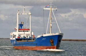 Photo of LAYLA ship
