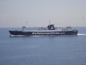Photo of NISSOS KEFALONIA ship