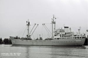 Photo of OURANIA P. ship