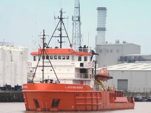 Photo of PUTFORD WORKER ship