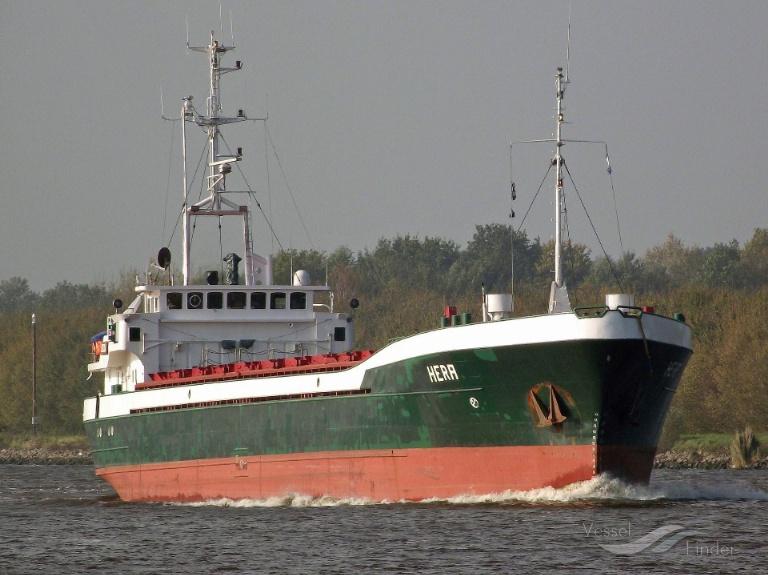 HERA (MMSI: 325466000) ; Place: Kiel_Canal/ Germany