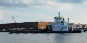 Photo of MERRIMAC ship