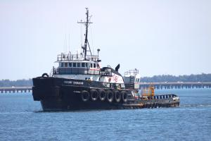 Photo of CROSBY    ENDEAVOR ship
