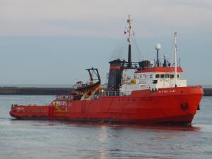 Photo of PUTFORD AJAX ship