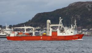 Photo of SVEAFJORD ship