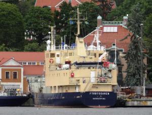 Photo of FYRBYGGAREN ship