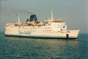 Photo of MASARRAH ship