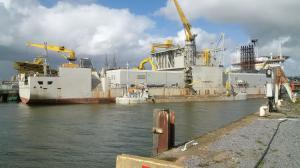 Photo of NIJPTANGH ship
