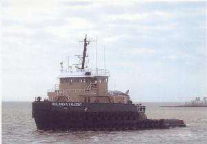 Photo of ROLAND A FALGOUT ship