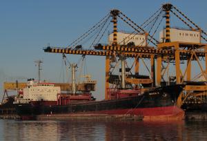 Photo of MARIA K ship