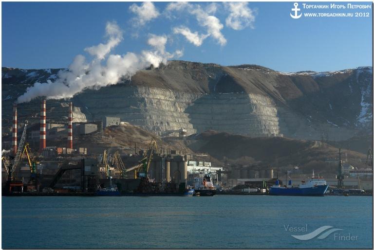 MV AYDEMIR BOZTEPE (MMSI: 214181423) ; Place: Port Novorossiysk, Russia.