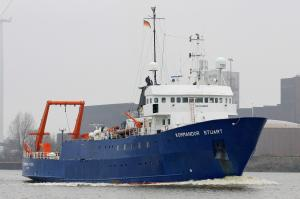 Photo of KOMMANDOR STUART ship