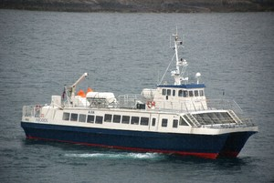 Photo of ALBA ship