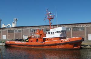Photo of AJAKS ship