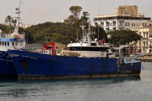 Photo of SALVE REGINA ship