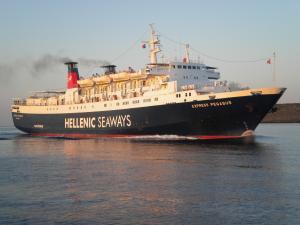 Photo of EXPRESS PEGASUS ship