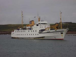 Photo of SCILLONIAN III ship