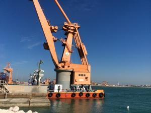 Photo of DAM FLOATING CRANE 1 ship