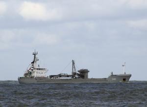 Photo of EOS ship