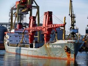 Photo of MENNA ship