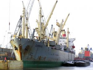 Photo of GOLDEN BRIDGE ship