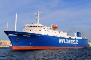 Photo of TEBESSA ship