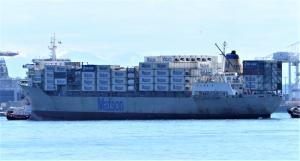 Photo of SS MAUI ship