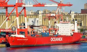 Photo of OCEANEX SANDERLING ship