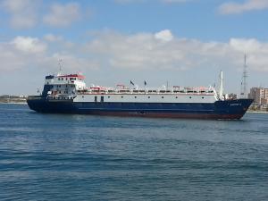 Photo of BARHOM II ship