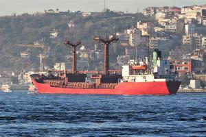 Photo of CAPT ABEDA ship