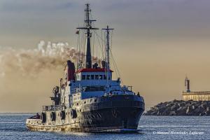 Photo of VB ARTICO ship